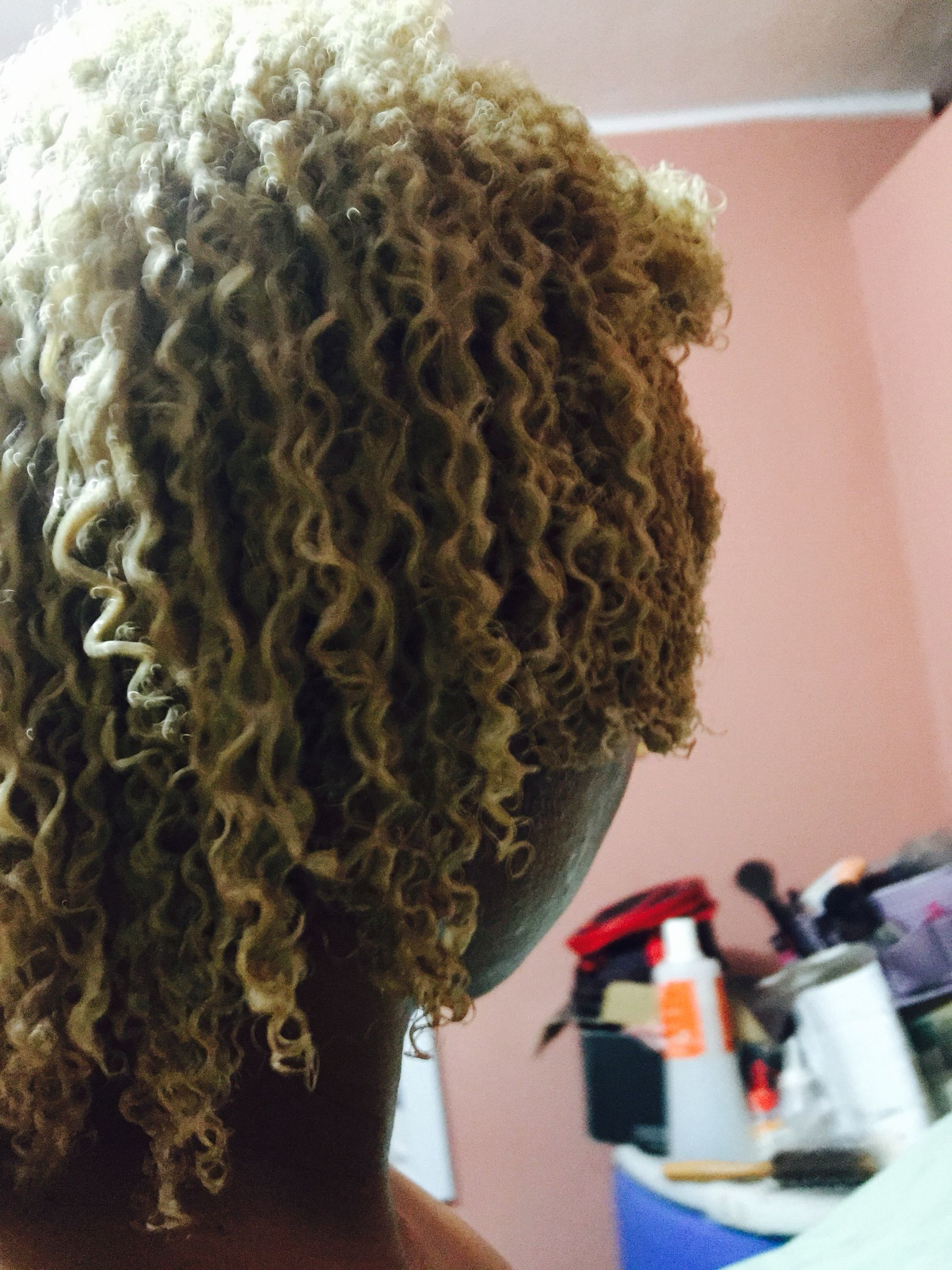 that type of curl is?  Que tipo de rizo es ?