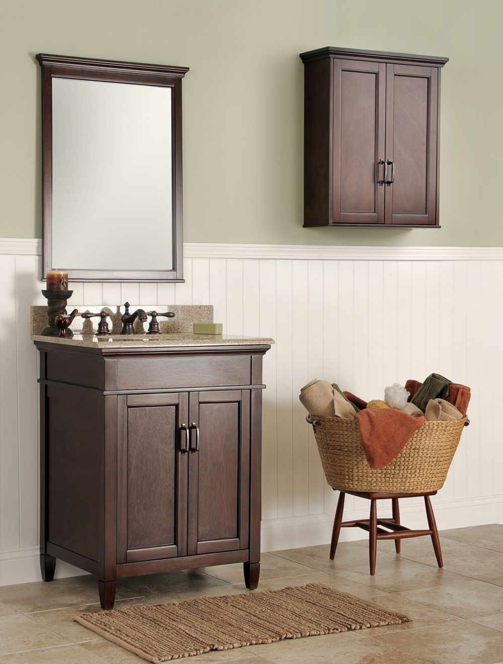 319 00 Ashburn 24 Quot Vanity Foremost At The Home Depot 24