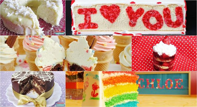 As 15 receitas de bolos mais criativos