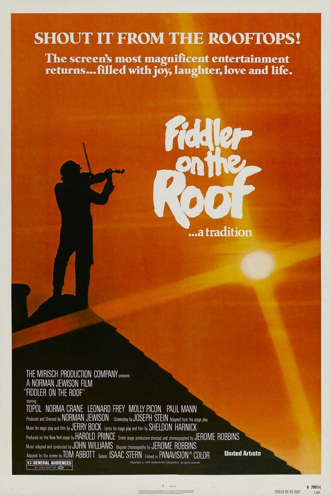Fiddler On The Roof Quotes