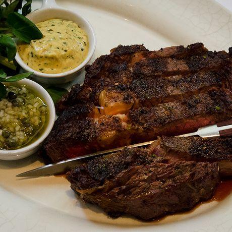 La Petite Maison This Stands In Memory As Our Best Steak To Date Contenders 34 Hawksmoor Steak London Http Foodedited Com Rib Eye Steak Ribeye Steak