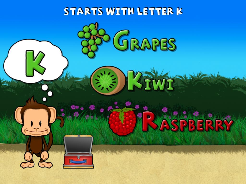 THUP Games » Monkey Preschool Lunchbox Preschool lunch