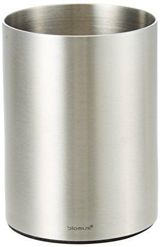 Blomus Stainless Steel Pencil Holder Amazon Most Trusted E Retailer Perfect Desk Accessories Desk Accessory Design Pencil Organizer