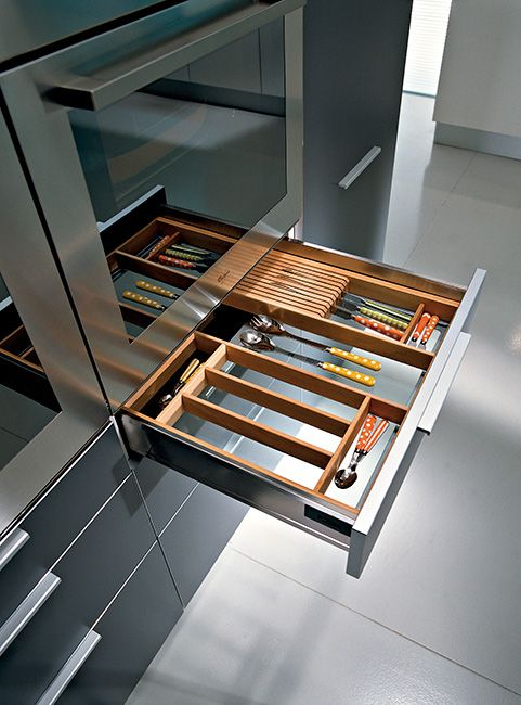 Pedini Kitchen | Accessories | Pinterest