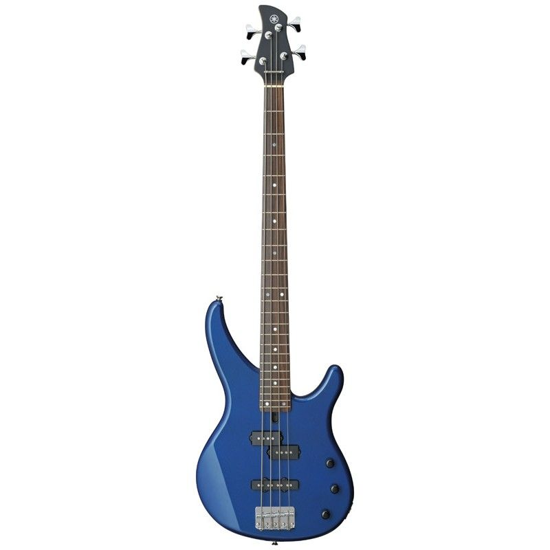Yamaha TRBX174 Bass Guitar, Dark Blue Metallic. #yamaha #bassguitar #guitar