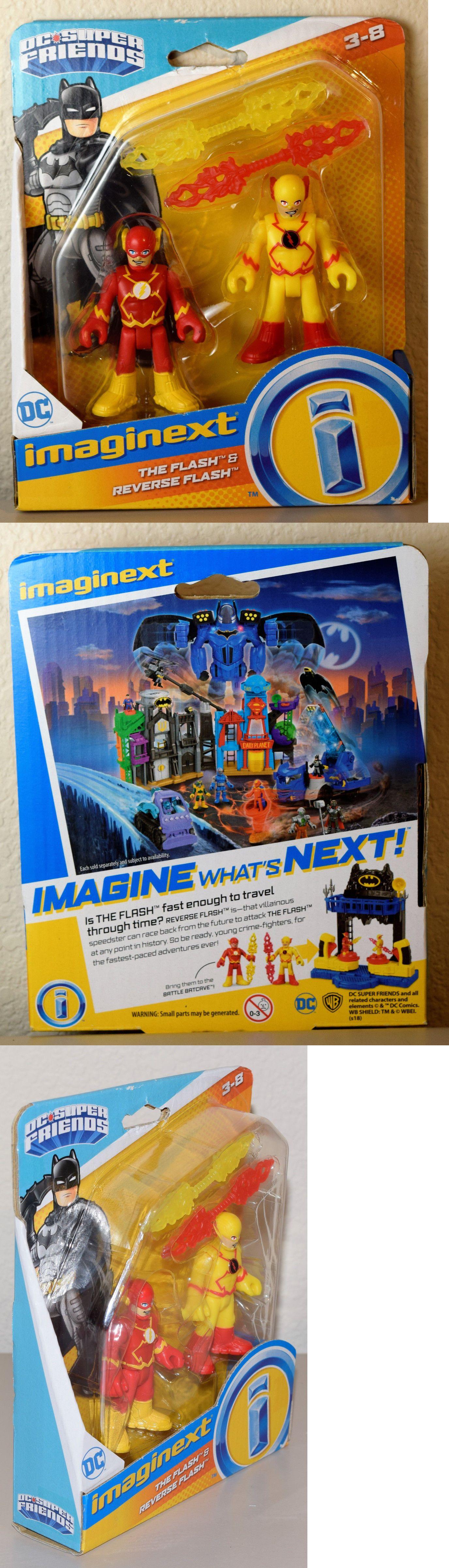 Imaginext 50305 Imaginext Dc Super Friends 2018 The Flash
