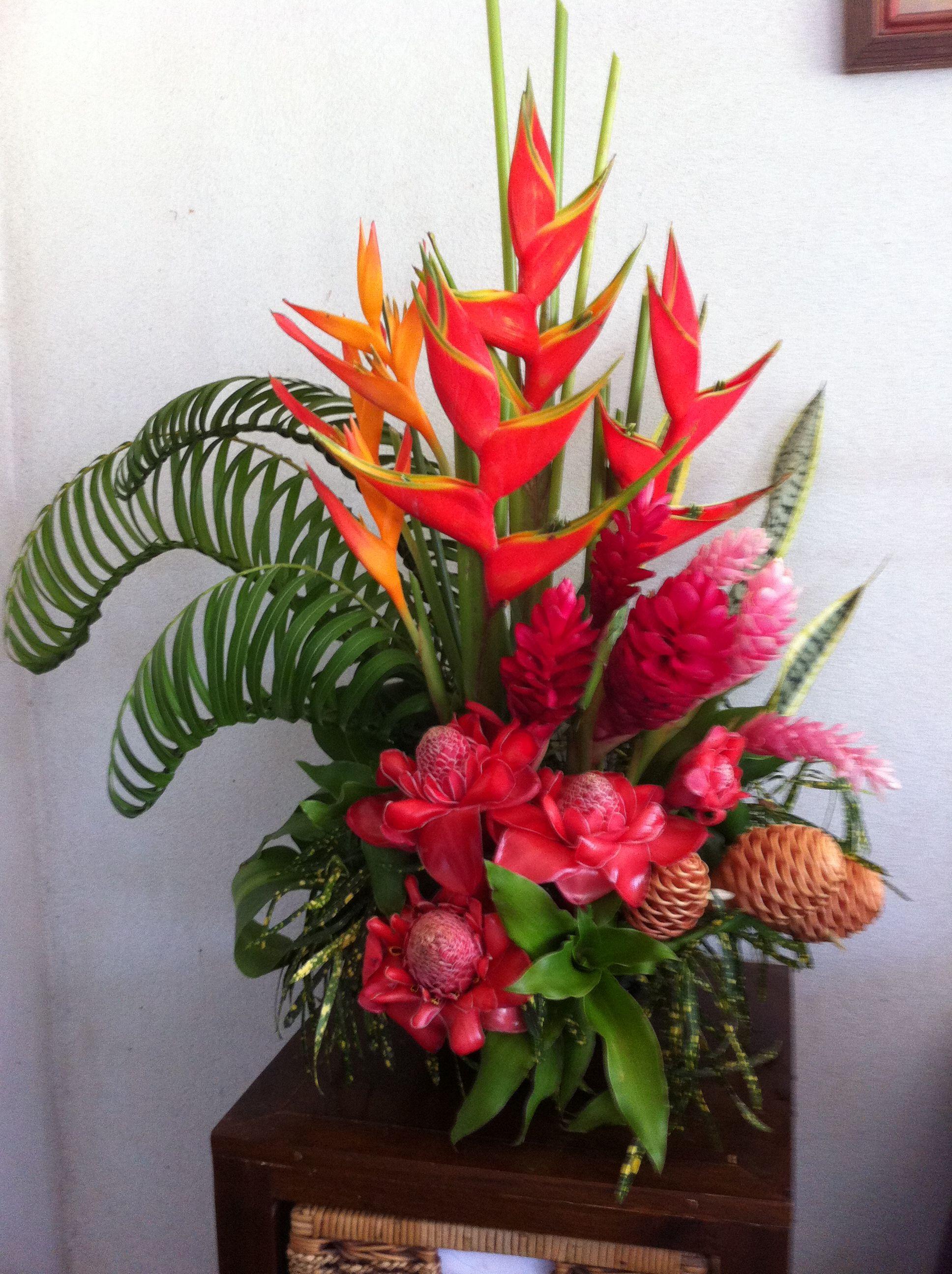 Costa Rica Tropical Flowers #flaunaflores | {flores} | Pinterest ...