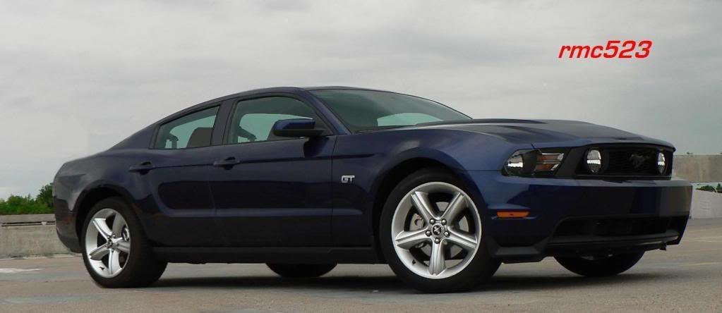 Four Door Mustang Re 4