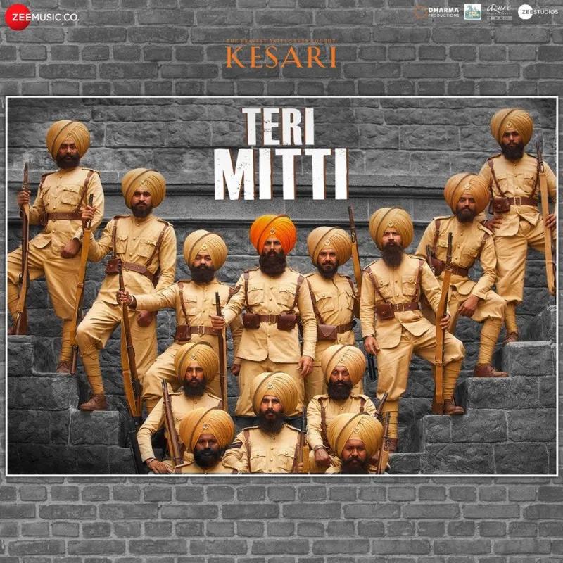 Teri Mitti Lyrics Kesari Smd Lyrics In 2020 Mp3 Song Download Mp3 Song Songs