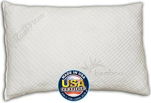 memory foam pillow side sleeper pillow