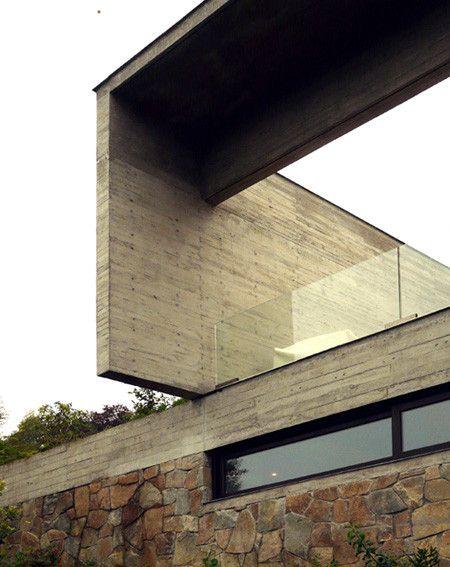 Casa en Zapallar,Cortesía de C. Portugueis, M. Labbé