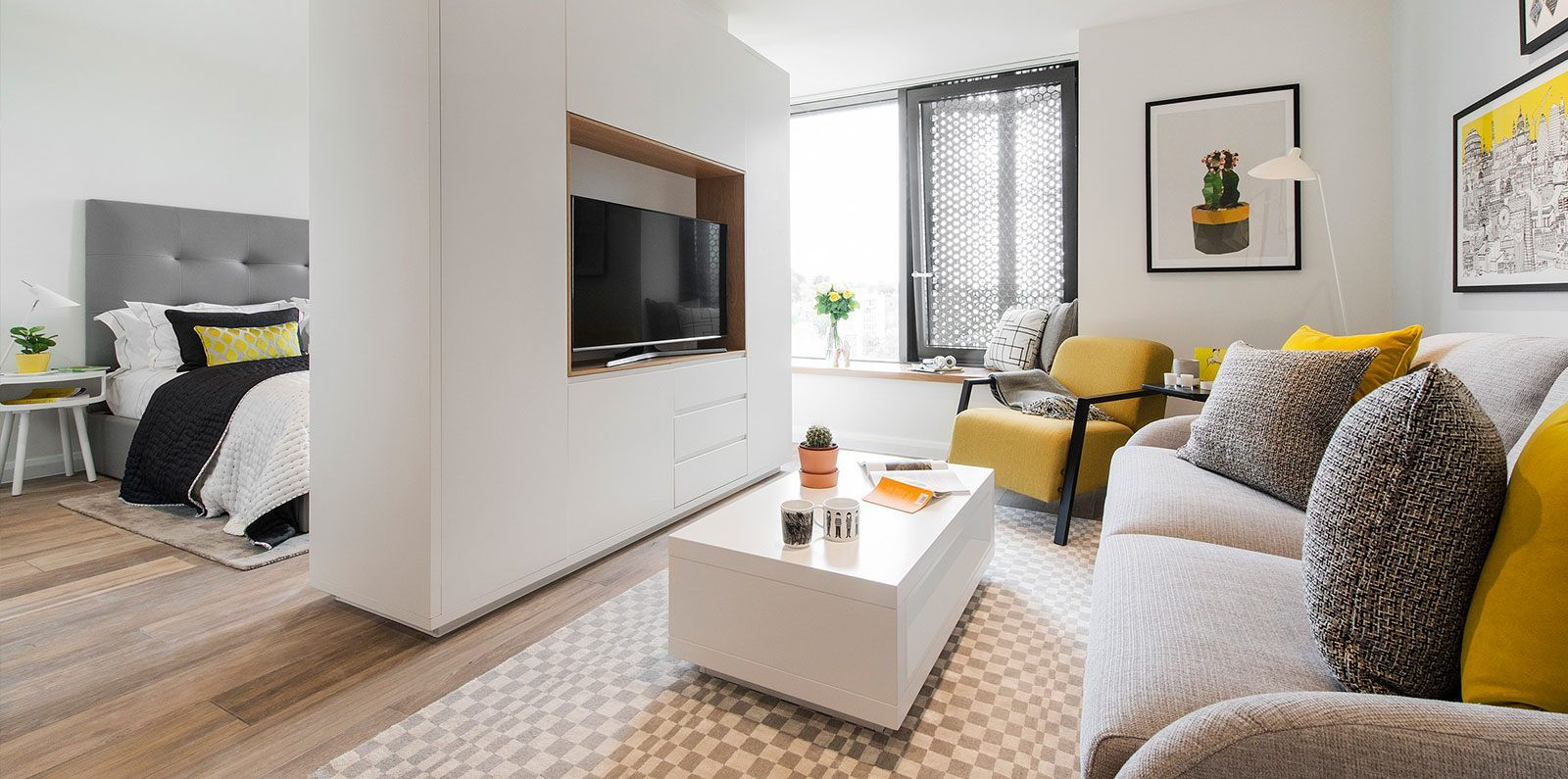Vantage Point Studio 2 Essential Living In 2020 Small