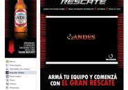 Andes e O Grande Resgate