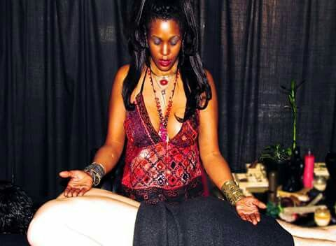 Massage thai tantra