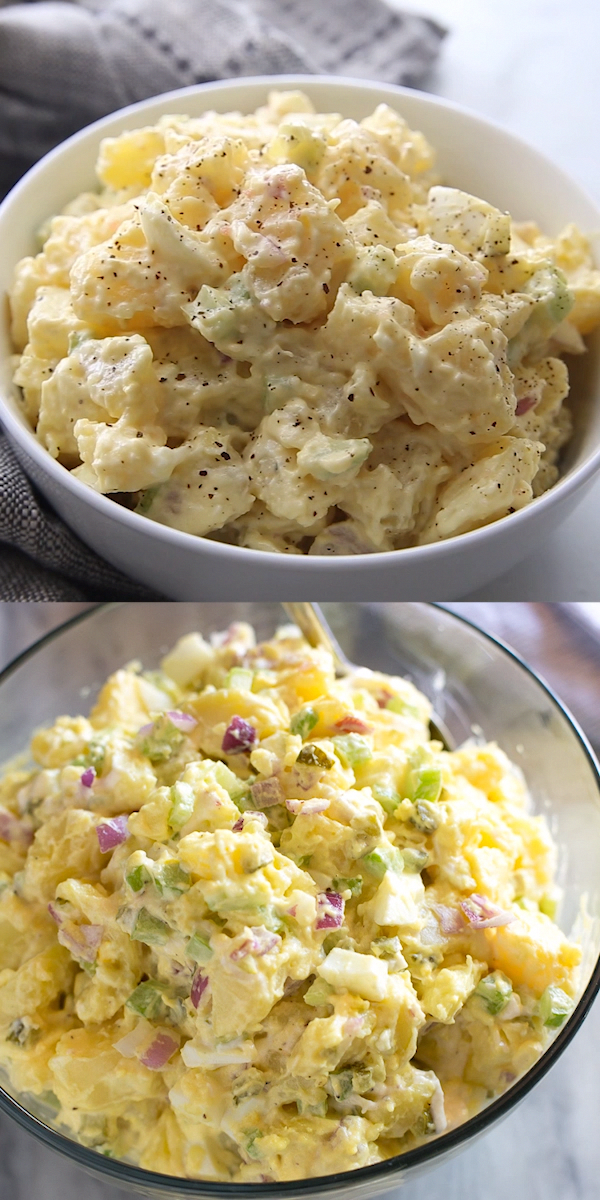 Potato Salad Recipe In Instant Pot