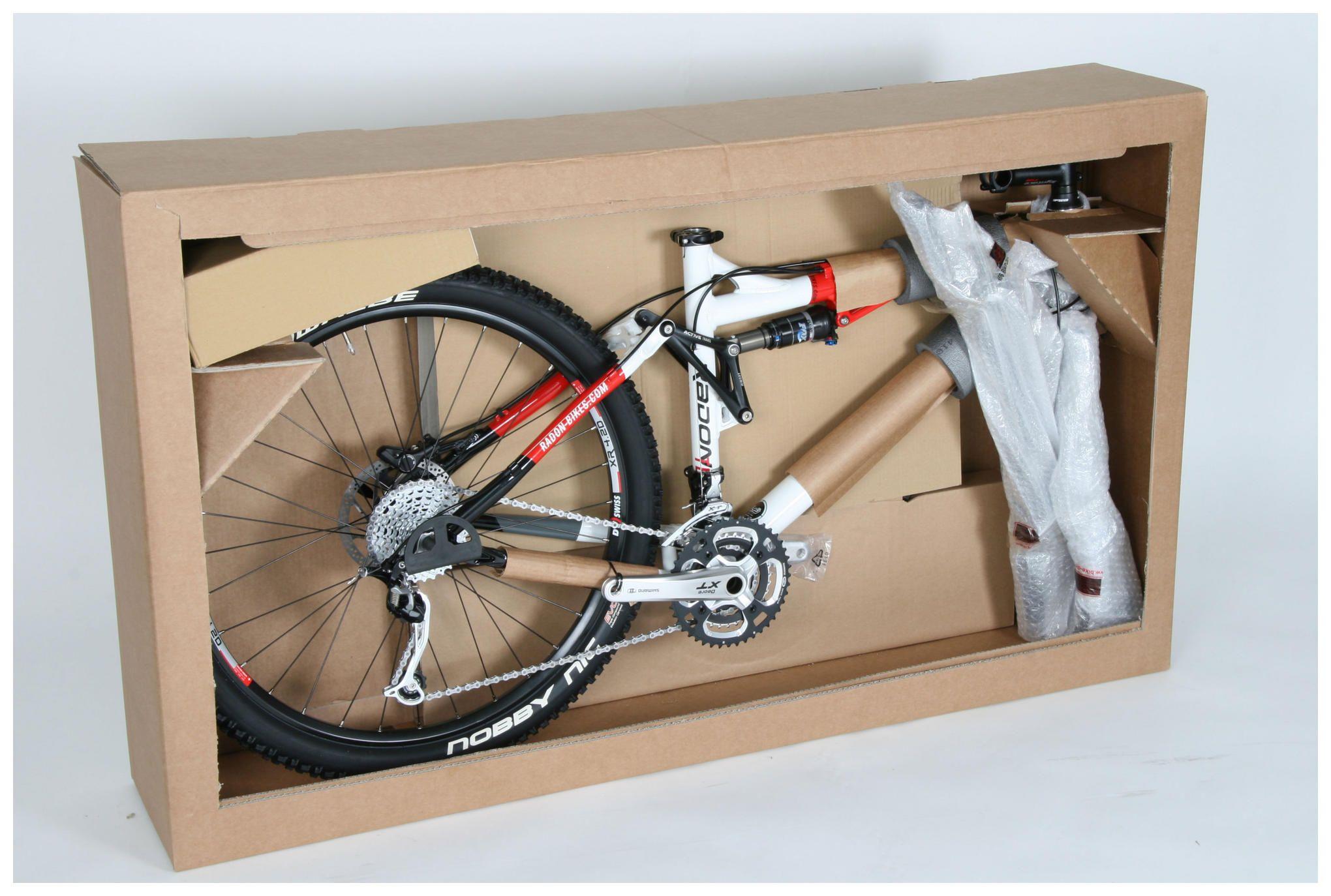Radon Bike Box Collo Speciale Bike Bike Design Box
