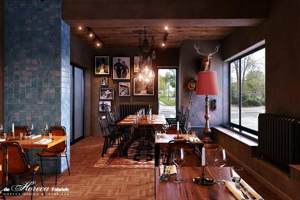 HorecaFabriek   Design, Restaurant, Den haag