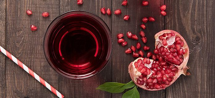 6 Amazing Health Benefits Of Consuming Pomegranate The Wonder Fruit Healthy Juices Anti Oxidant Foods Pomegranate Juice Benefits