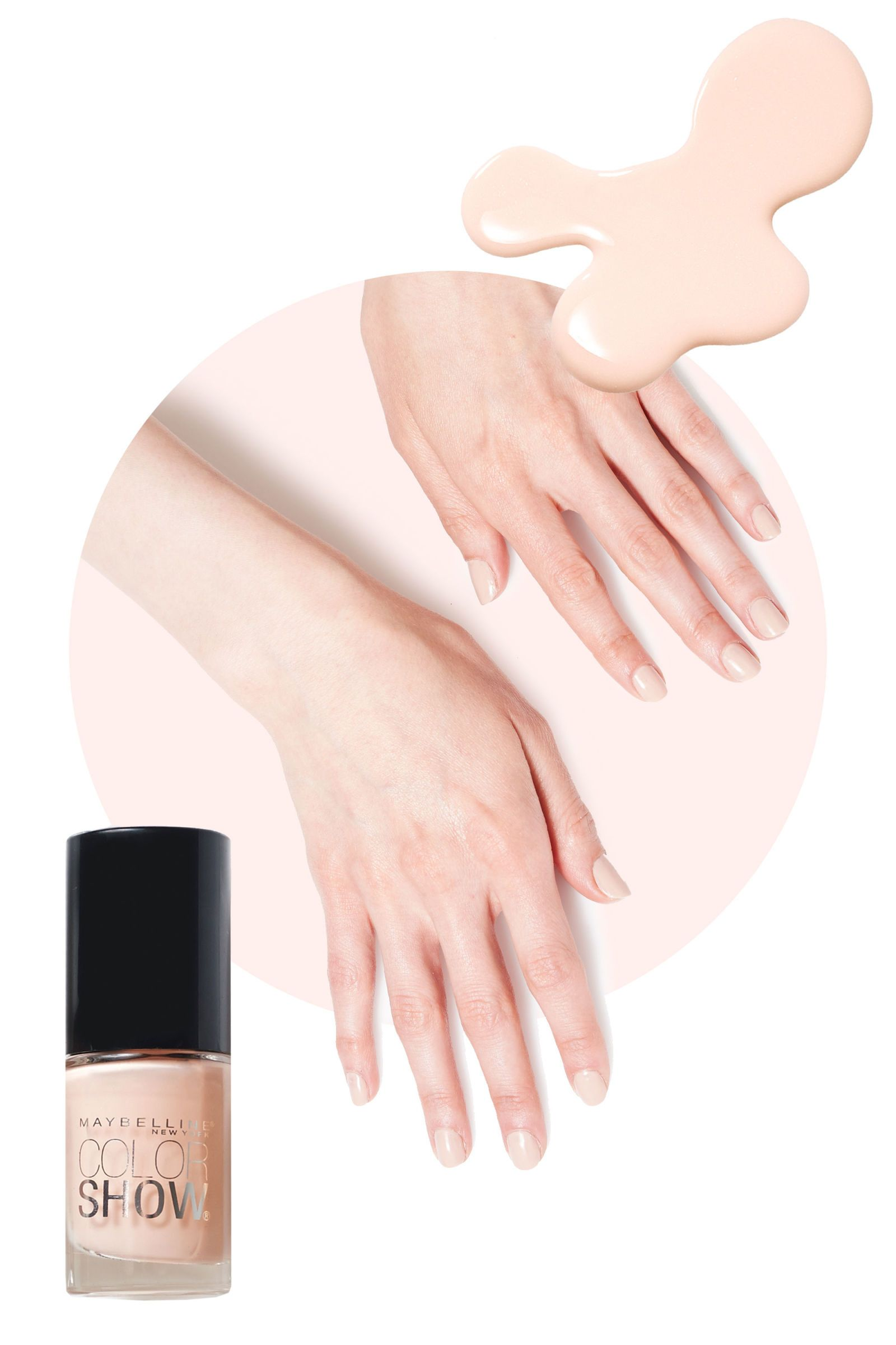 32 Nude Nail Polishes for Every Complexion | Pinterest | Maybelline ...