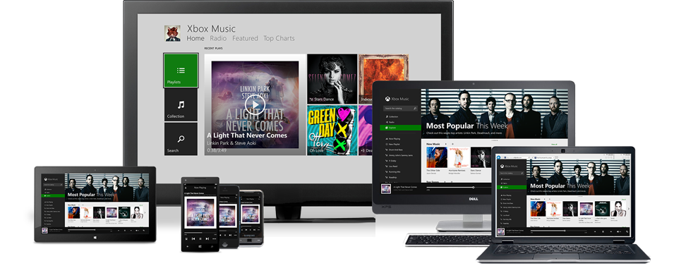 Xbox Music streaming will no longer be free come December