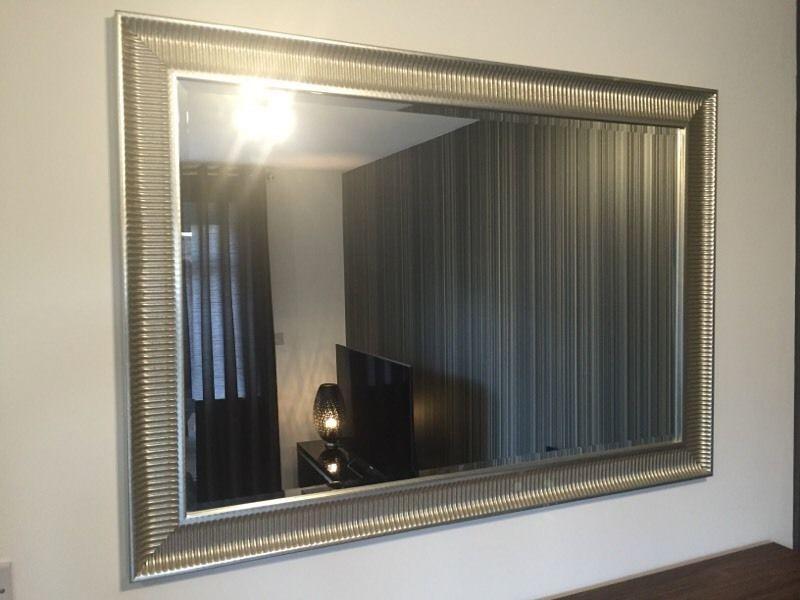 How To Set Up Gewellte IKEA Wandspiegel - Die wellige IKEA Wand ...