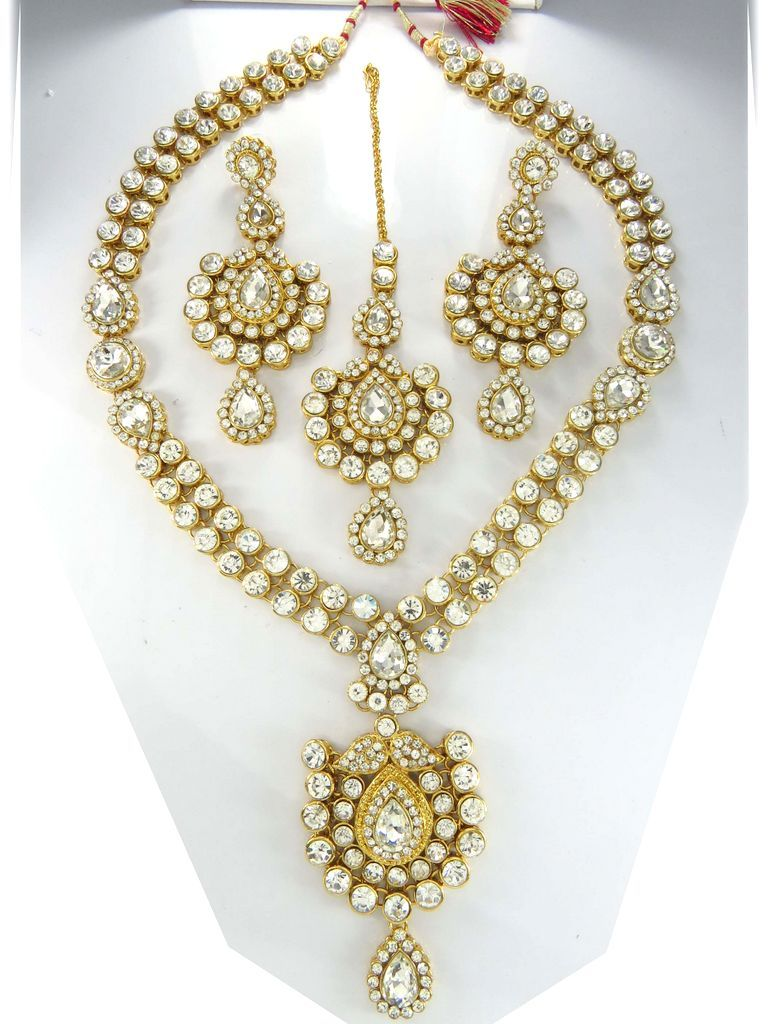 Traditional Imitation Jewellery