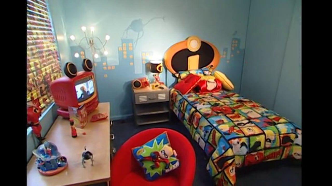 Image result for Incredibles bedroom | Kids bedroom ...