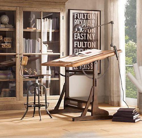 18 Drafting Tables In Interior Designs Interiorforlife Com