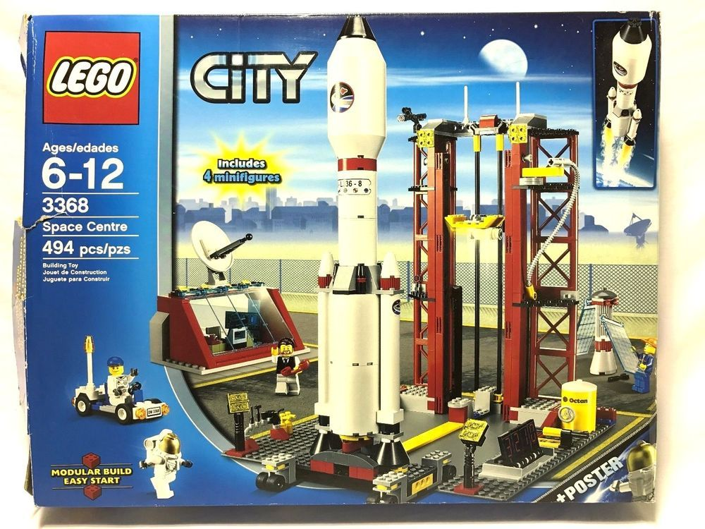 lego city space shuttle launch - photo #19