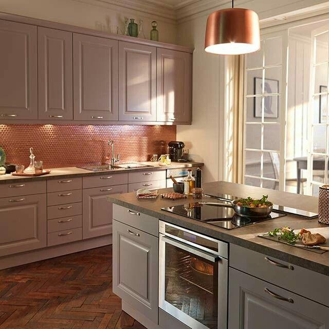 Épinglé Par Lynn Laffoon Sur Design Pinterest Meuble Cuisine - Accessoire meuble cuisine pour idees de deco de cuisine