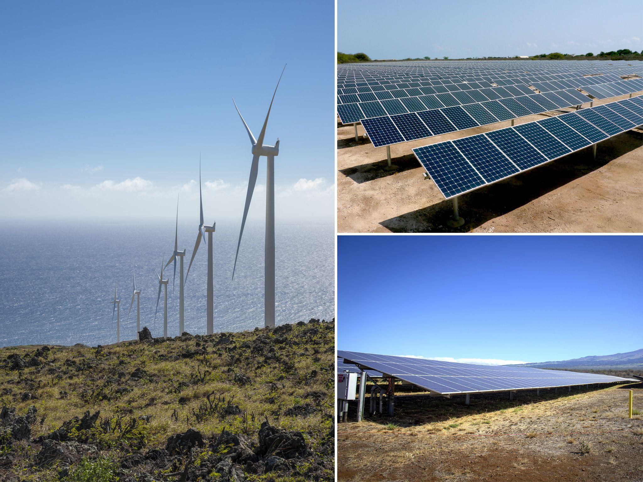 Renewable Energy Sources Renewable Energy Renewable Sources Of Energy Hawaiian Electric