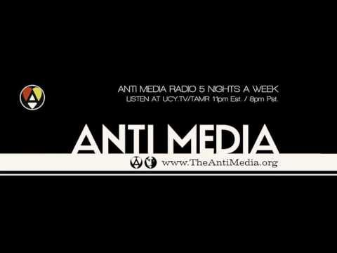 My Interview About Crypto Currency And Steemit On The Anti Media Show Radio Live Video Streaming Media