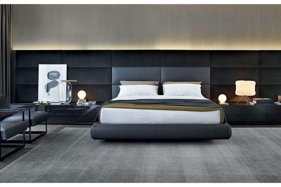 Dream Bed by Marcel Wanders for Poliform Master bed Pinterest