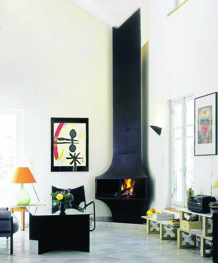 Modern And Traditional Stunning Corner Fireplace Ideas