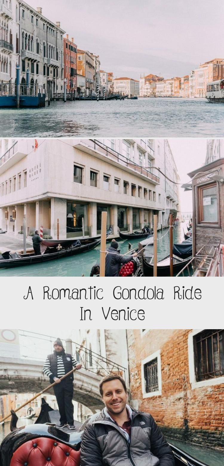 Photo of Travel Guide: A Romantic Gondola Ride in Venice, Italy through the Grand Canal a…