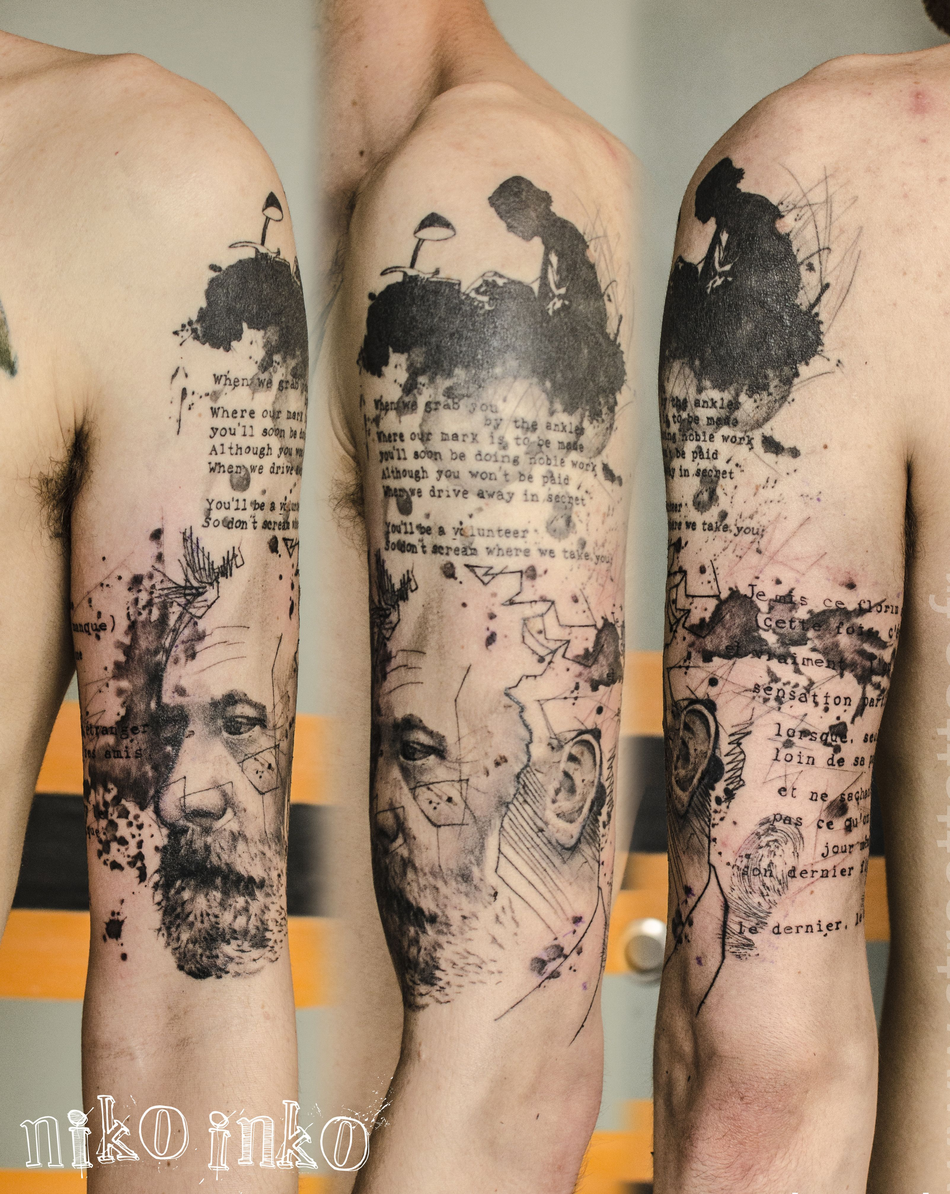 Cool new tattoo ideas for guys cool tattoo for a guy  tattoos  pinterest  tattoo tatoo and men