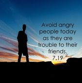 JULY 19 Avoid angry people today as they are trouble to their friends JULY 19 Avoid angry people today as they are trouble to their friends