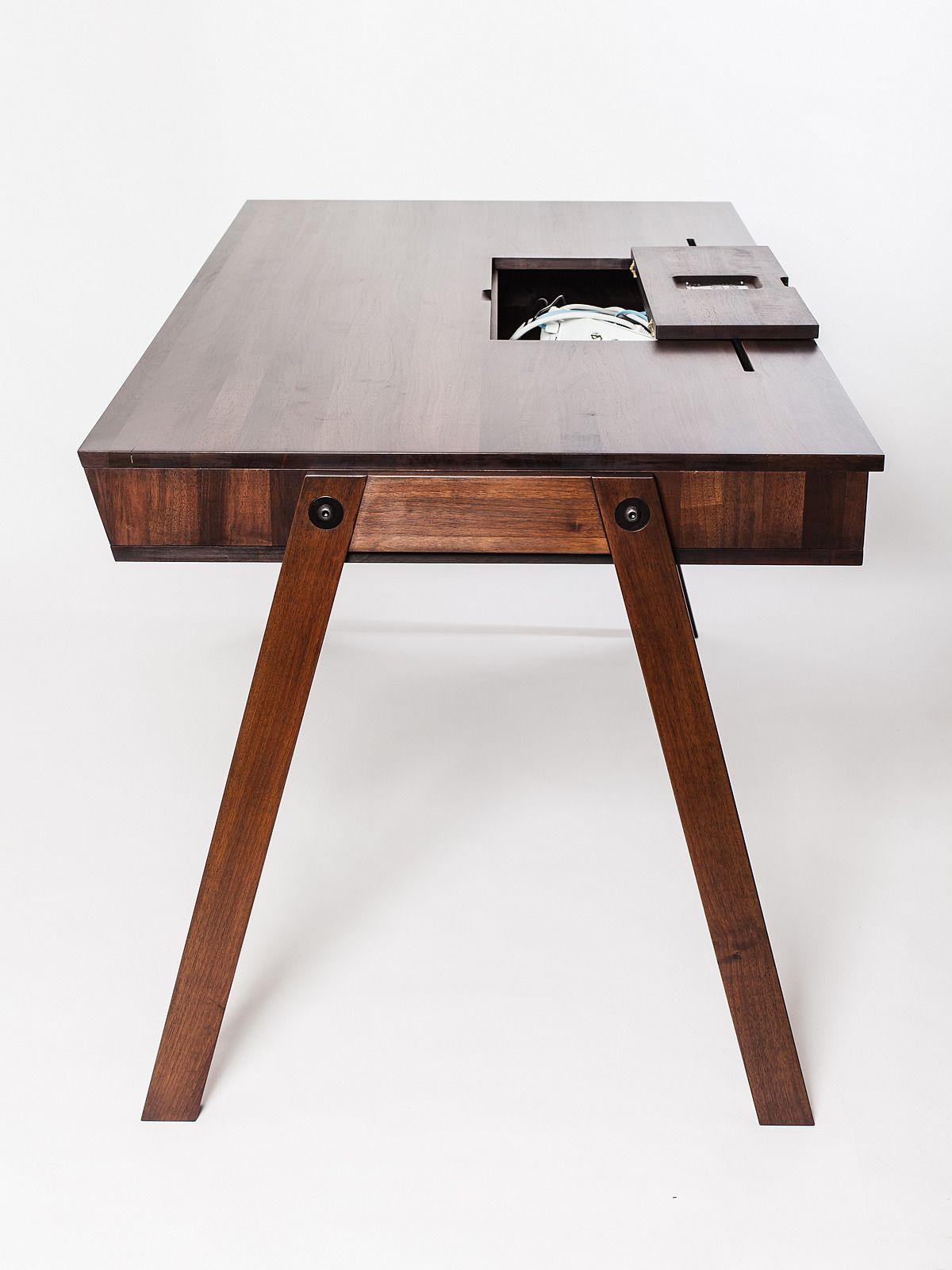 Tt Gn Ladeluke Schreibtisch Schone Schreibtische Tisch