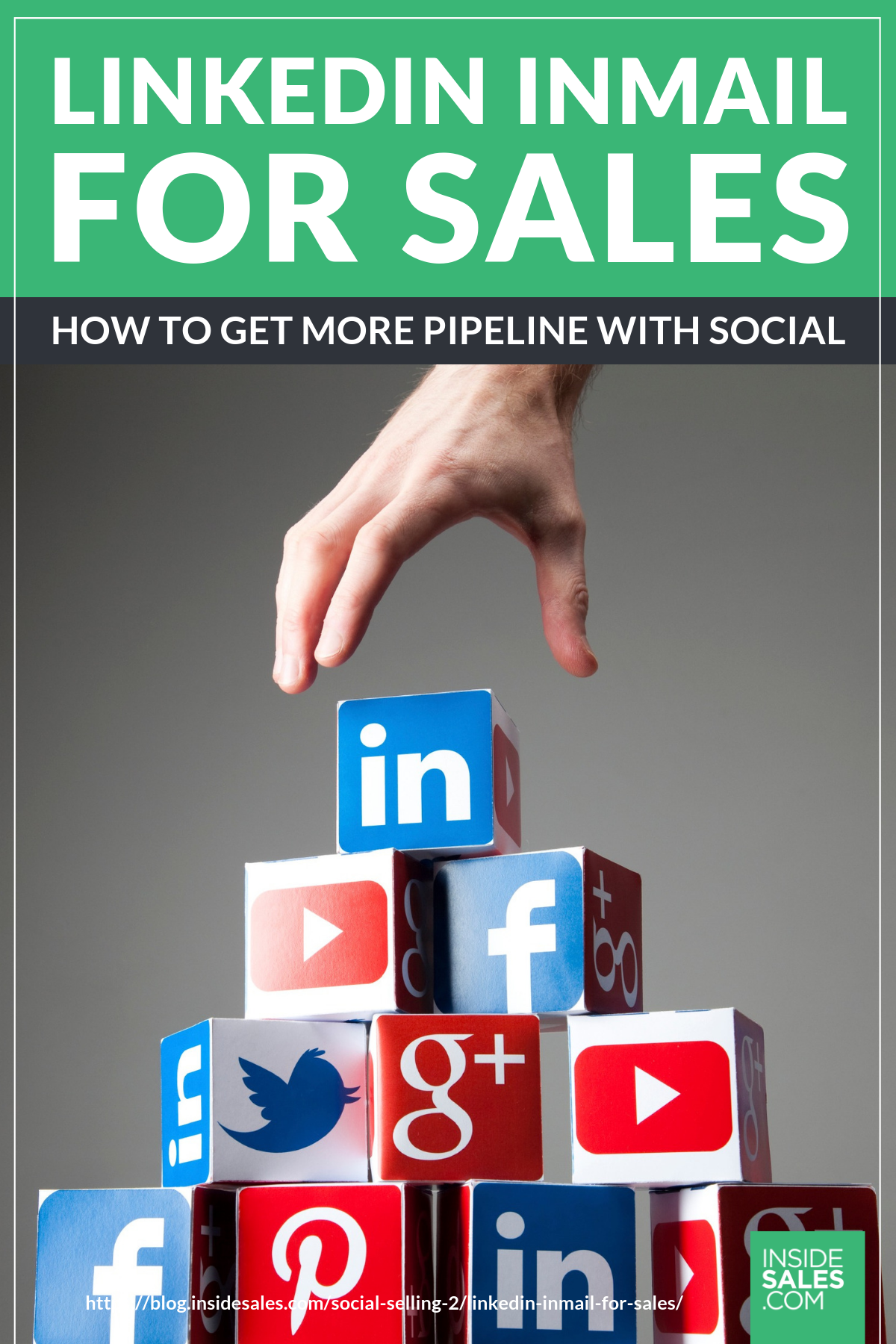 Building Pipeline With LinkedIn InMail How to Get Social