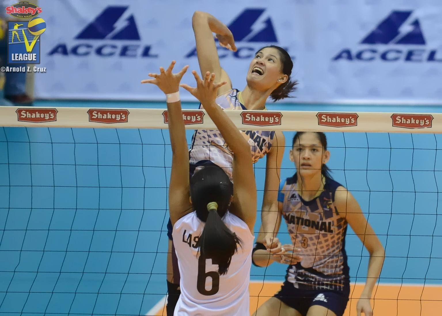 Shakey S V League S Summer Sizzler League Sports Women Volleyball