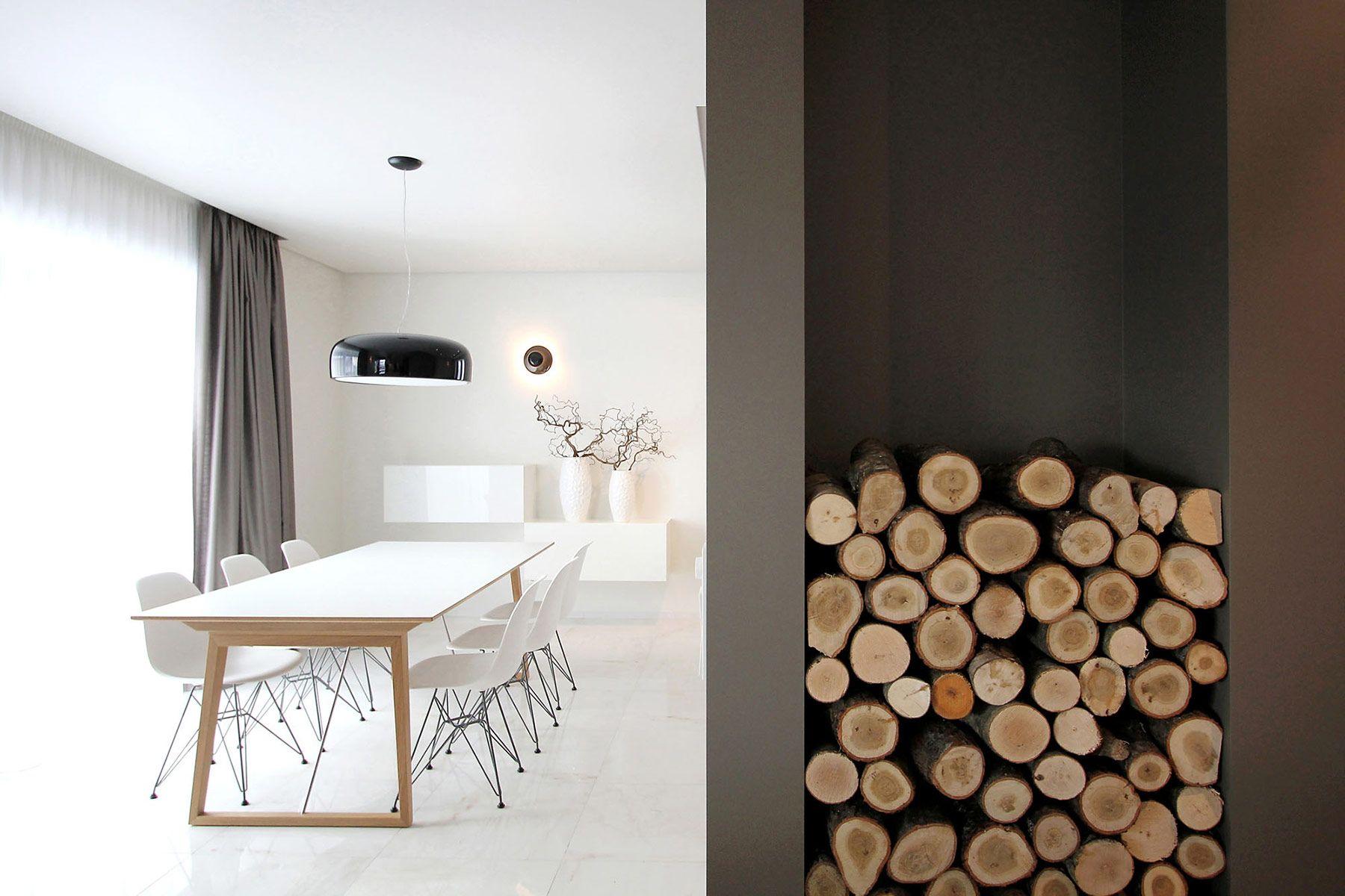 Minimalistisch interieur tips home interior innenarchitektur