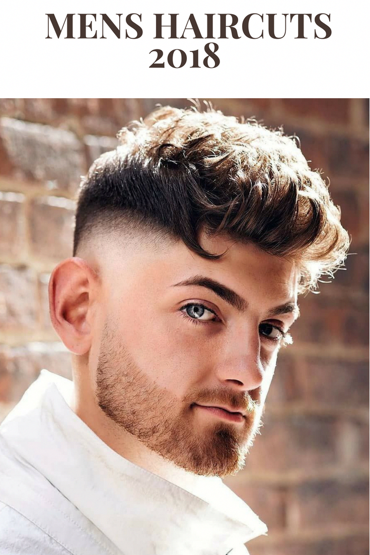 Top 100 Mens Haircuts 2018 Textured Crop Fade Check Out Our