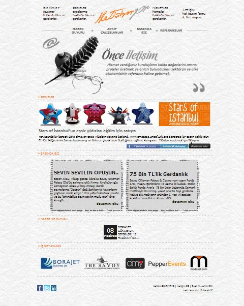 www.iletisimpr.com #design #webdesign #web #creative #creativeweb #creativedesign #creativewebdesign #pr