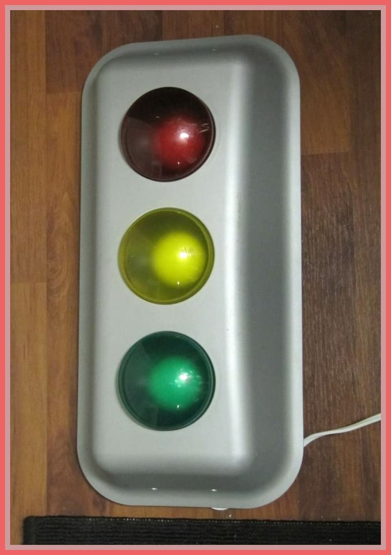11 reference of traffic light bedroom lamp in 11  Bedroom