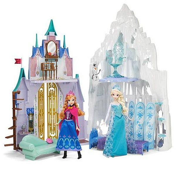 Spiksplinternieuw Disney Frozen Kasteel 2-in-1 speelset | Disney Frozen | kidzDzain ND-35