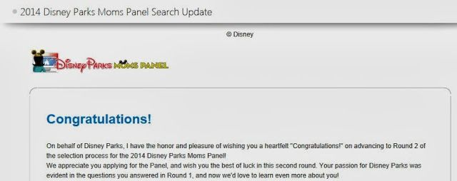 Mom's Magical Miles: Disney Parks Mom's Panel - Round One, Done!