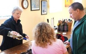 St. Michaels Winery's new tasting room!