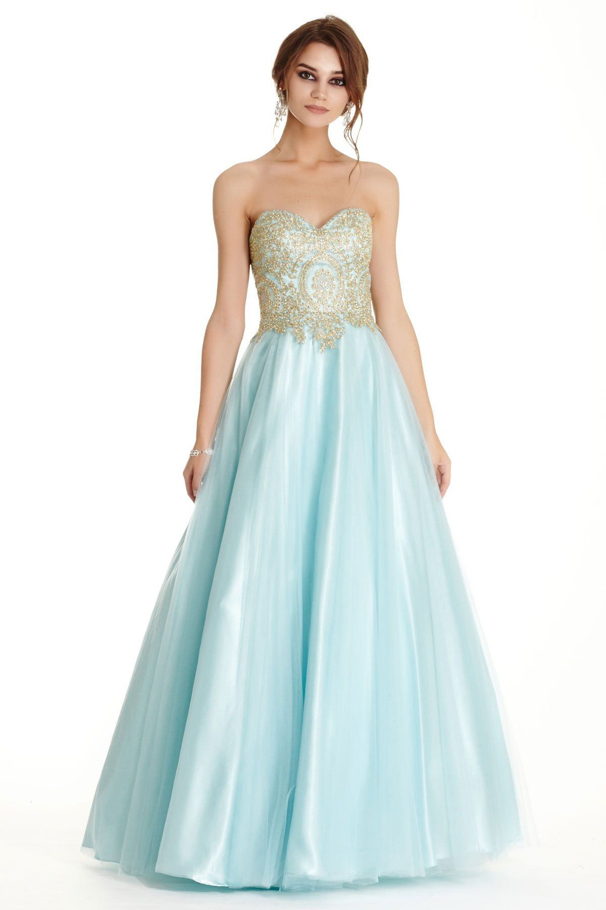 Prom Dress APL1885 | Bodice, Prom and Corset