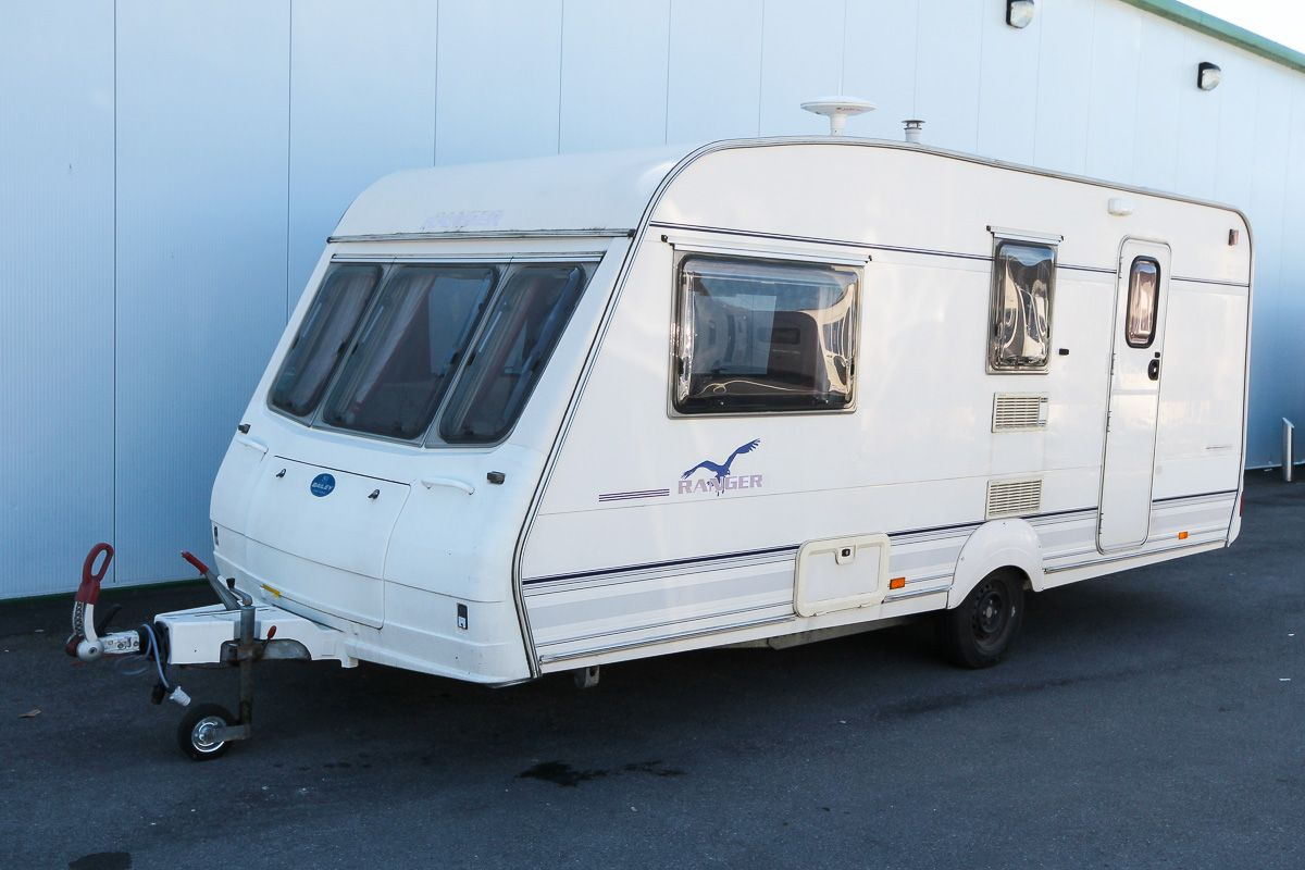 Pin By Glossop Caravans On Bailey Ranger 510 4 1999 Touring