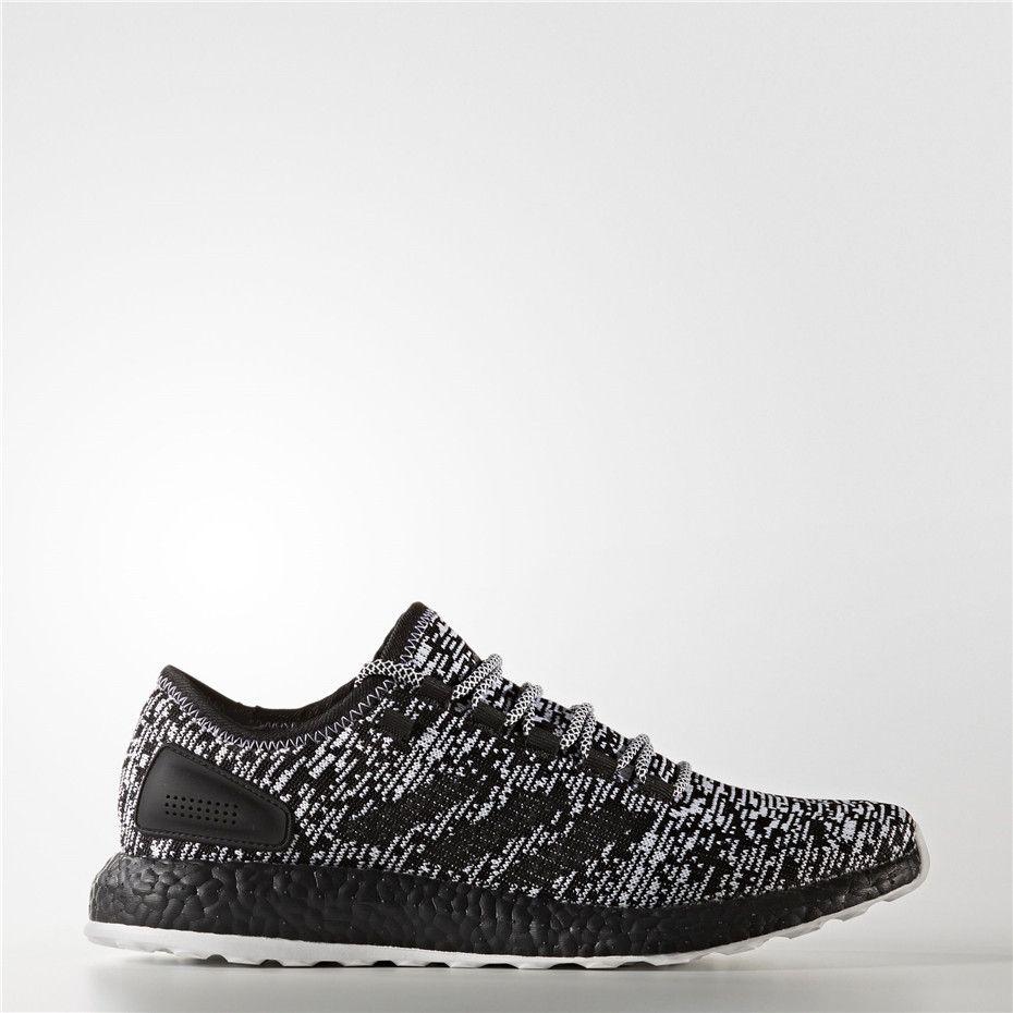 e7fe94c5f Adidas PureBOOST LTD Shoes (Core Black   Black   Running White ...